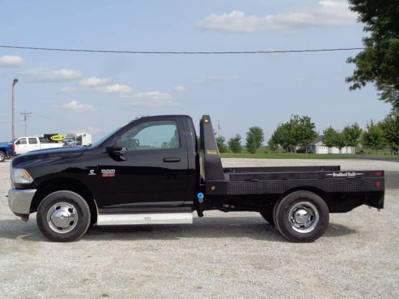2012 RAM Ram Chassis 3500 for sale at Burkholder Truck Sales LLC (Edina) in Edina MO