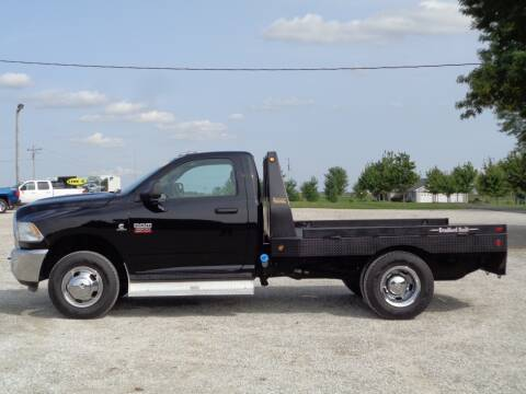 2012 RAM Ram Chassis 3500 for sale at Burkholder Truck Sales LLC (Edina) in Edina MO