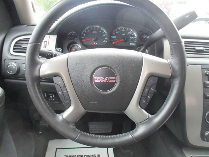 2013 GMC Sierra 1500 4x4 SLT 4dr Crew Cab 5.8 ft. SB - Fargo ND