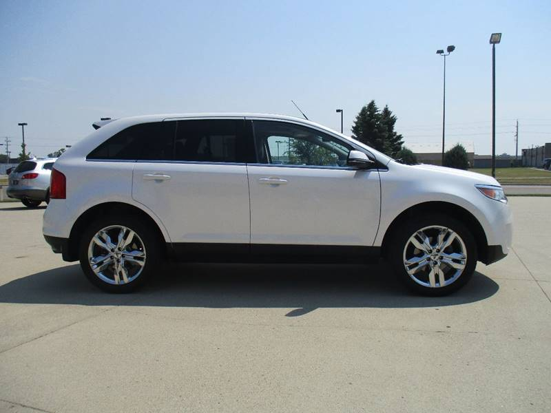 2013 Ford Edge Limited AWD 4dr Crossover - Fargo ND