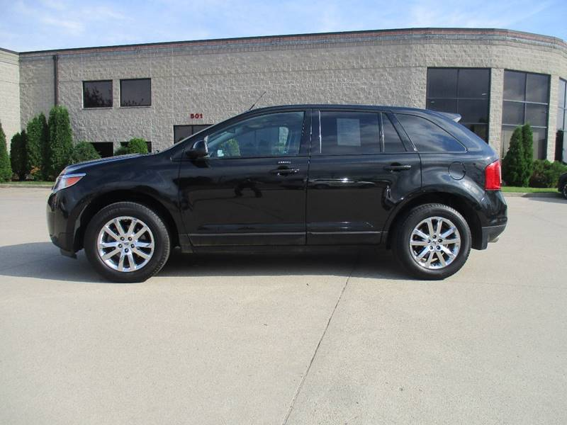 2012 Ford Edge AWD SEL 4dr Crossover - Fargo ND