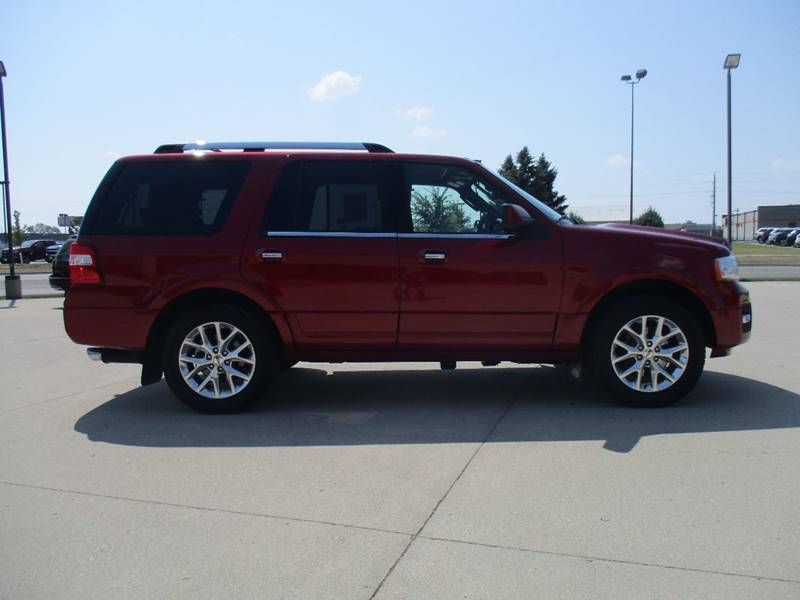 2015 Ford Expedition 4x4 Limited 4dr SUV - Fargo ND