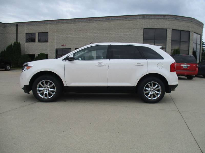 2011 Ford Edge AWD Limited 4dr Crossover - Fargo ND