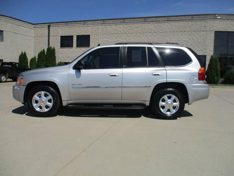 2006 GMC Envoy SLT 4dr SUV 4WD - Fargo ND