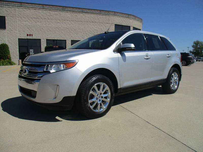 2014 Ford Edge AWD Limited 4dr Crossover - Fargo ND