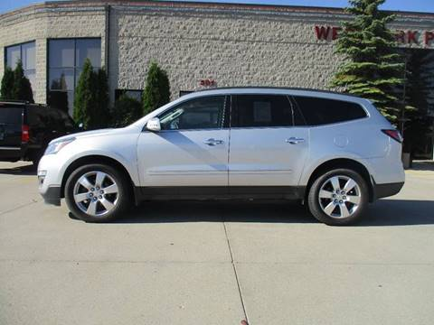 2013 Chevrolet Traverse for sale in Fargo, ND