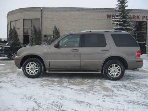 2003 Mercury Mountaineer for sale in Fargo, ND