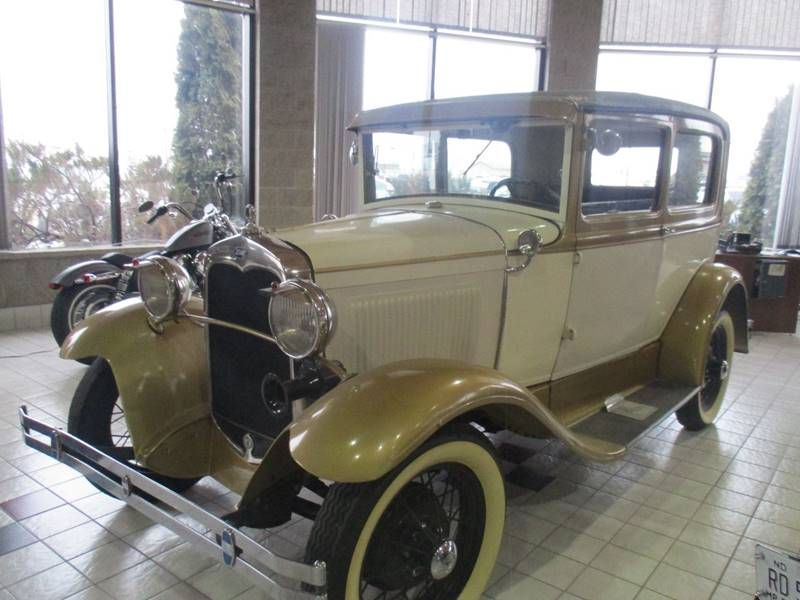 1930 model a engine specs