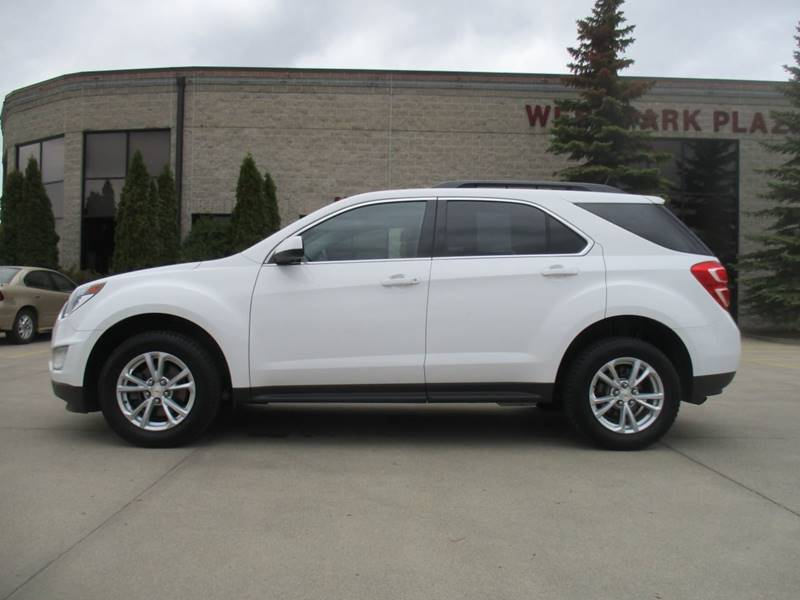 2016 Chevrolet Equinox Awd Lt 4dr Suv In Fargo Nd Elite Motors