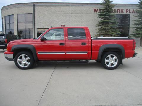2006 Chevrolet Silverado 1500 For Sale In Fargo Nd
