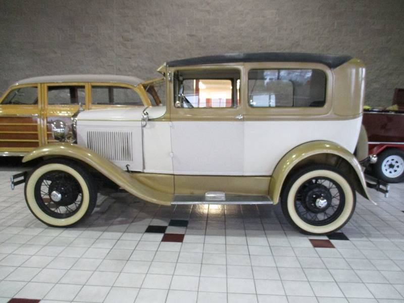 1930 Ford Model A 2-Door Sedan - Fargo ND