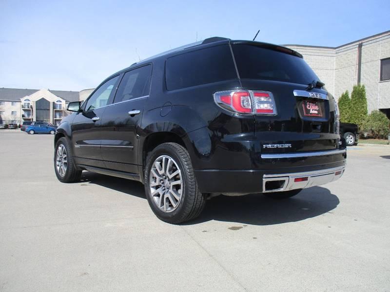 2013 GMC Acadia AWD Denali 4dr SUV - Fargo ND