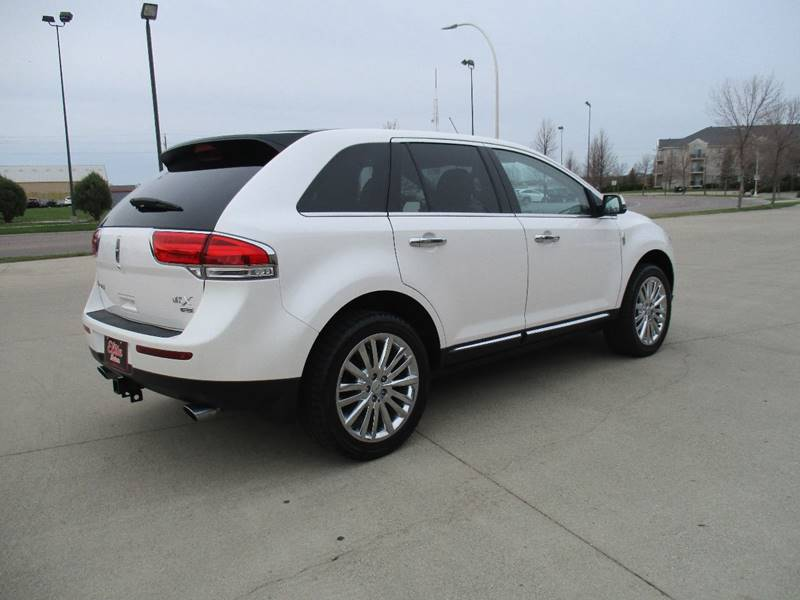 2012 Lincoln MKX AWD 4dr SUV - Fargo ND