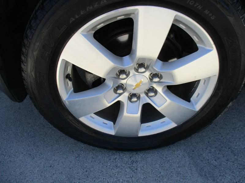 2013 Chevrolet Traverse AWD LTZ 4dr SUV - Fargo ND