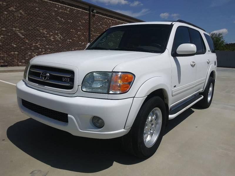 2004 toyota sequoia sr5 4dr suv in buford ga ge ia fine motors 2006 Toyota Sequoia Lifted 2004 toyota sequoia sr5 4dr suv buford ga