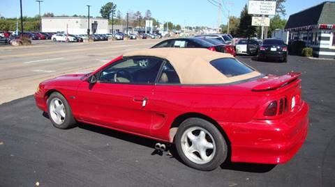 1997 Ford Mustang for sale in Schofield, WI