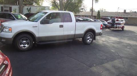 2005 Ford F-150 for sale in Schofield, WI
