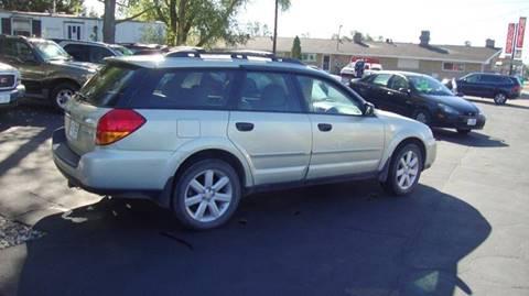 2007 Subaru Outback for sale in Schofield, WI