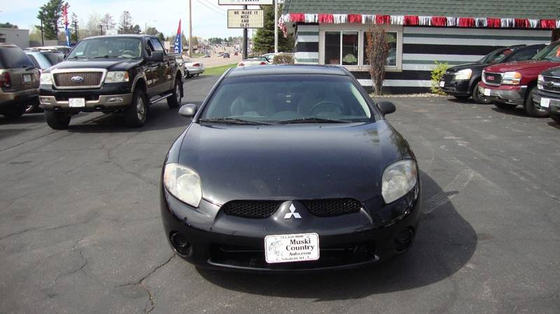 2006 Mitsubishi Eclipse Gs 2dr Hatchback W Automatic In