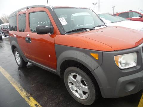 2004 Honda Element for sale in Schofield, WI