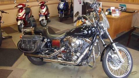 2001 Harley-Davidson Dyna for sale in Schofield, WI