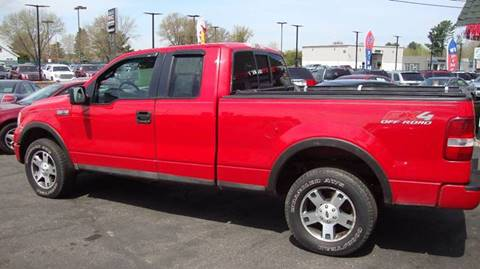 2006 Ford F-150 for sale in Schofield, WI