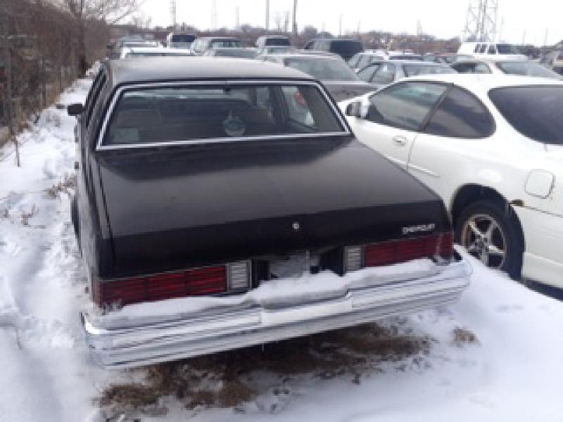 1981 Chevrolet Malibu 4dr Sedan - Lorain OH