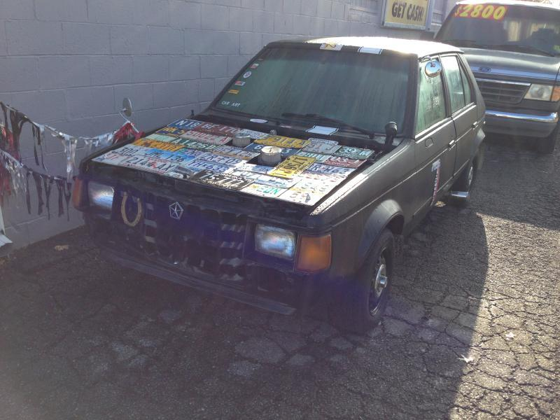 1989 Dodge Omni America 4dr Hatchback - Lorain OH