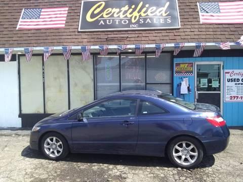 2009 Honda Civic for sale in Lorain, OH