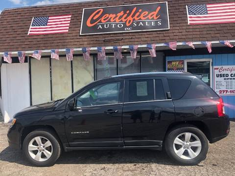 2011 Jeep Compass for sale in Lorain, OH