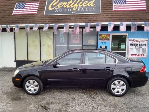 Certified Auto Sales >> Certified Auto Sales Inc Lorain Oh