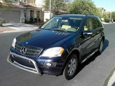 2006 Mercedes-Benz M-Class AWD ML 350 4MATIC 4dr SUV - Clermont FL