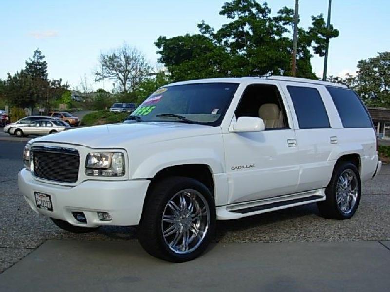 1999 Cadillac Escalade For Sale - CarGurus