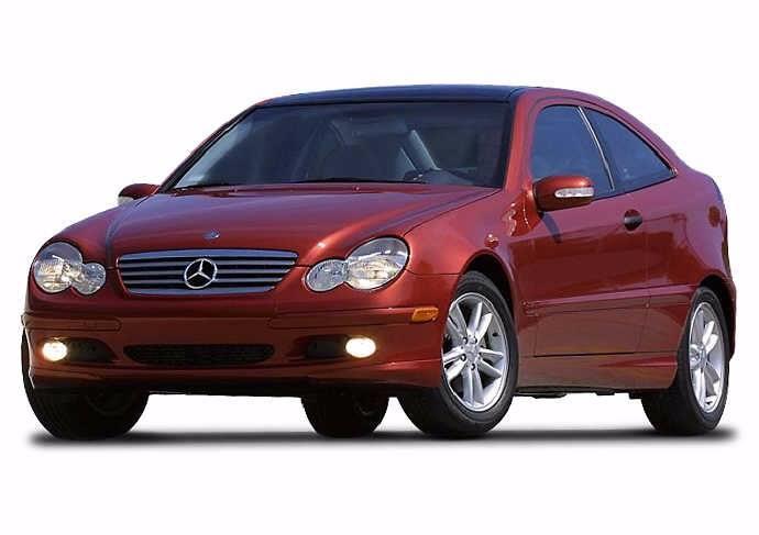 2002 Mercedes-Benz C-Class C 230 Kompressor 2dr Hatchback - Clermont FL