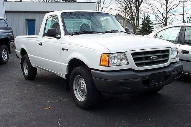 2002 Ford Ranger 2dr Standard Cab XL 2WD LB - Clermont FL