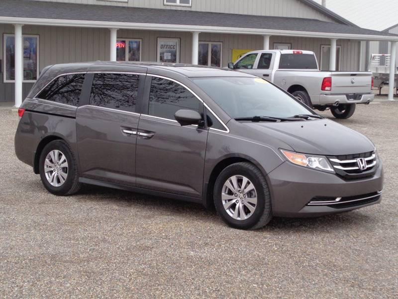 2015 Honda Odyssey for sale at Burkholder Truck Sales LLC (Versailles) in Versailles MO