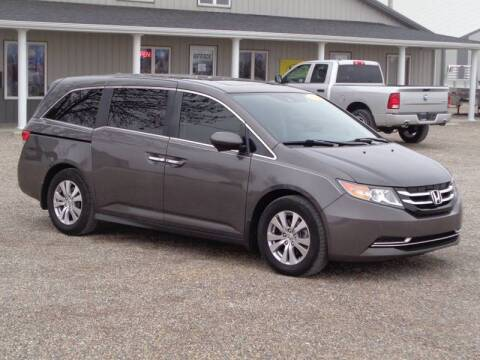 2015 Honda Odyssey for sale at Burkholder Truck Sales LLC (Versailles) in Versailles MO