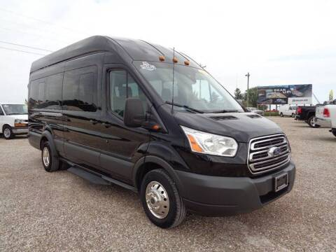 2018 Ford Transit Passenger for sale at Burkholder Truck Sales LLC (Versailles) in Versailles MO