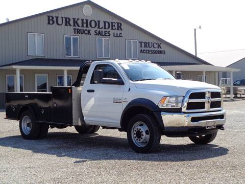 Used Trucks For Sale In Va >> 2017 Ram Ram Chassis 5500 For Sale In Versailles Mo