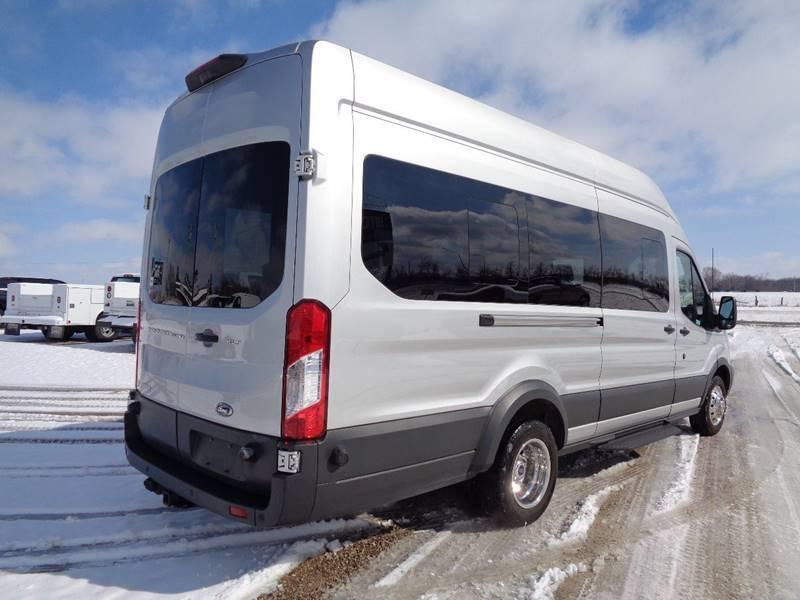 2018 Ford Transit Passenger 350 XLT (image 7)