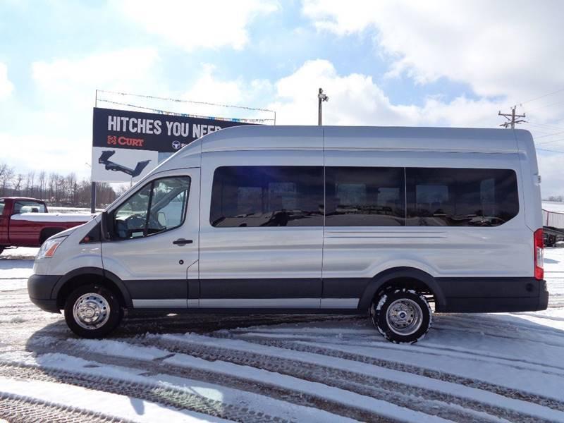 2018 Ford Transit Passenger 350 XLT (image 3)