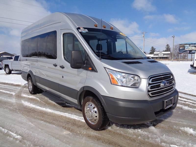 2018 Ford Transit Passenger 350 XLT (image 1)