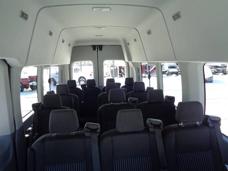 2018 Ford Transit Passenger 350 XLT (image 25)