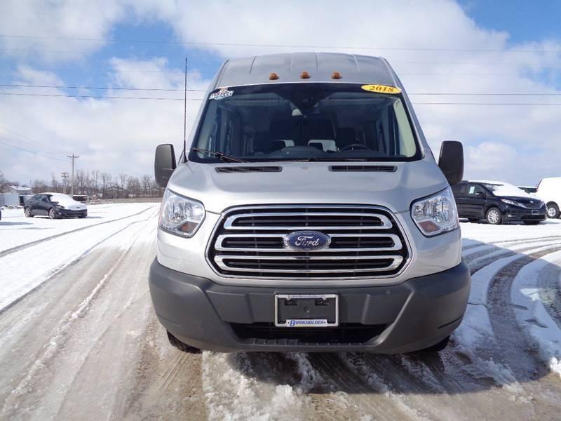 2018 Ford Transit Passenger 350 XLT (image 4)