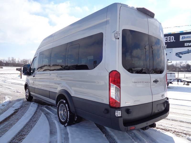 2018 Ford Transit Passenger 350 XLT (image 6)