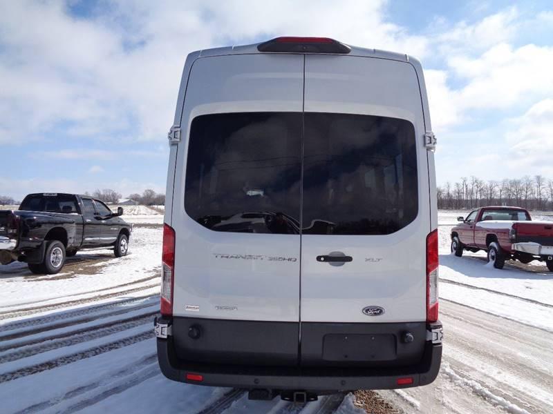 2018 Ford Transit Passenger 350 XLT (image 8)