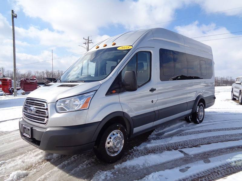 2018 Ford Transit Passenger 350 XLT (image 2)