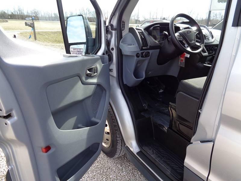 2018 Ford Transit Passenger 350 XLT (image 21)