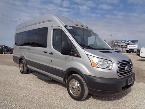 2018 Ford Transit Passenger 350 XLT for sale at Burkholder Truck Sales LLC (Versailles) in Versailles MO