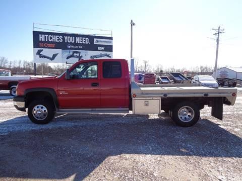 2006 Chevrolet Silverado 3500 for sale at Burkholder Truck Sales LLC (Versailles) in Versailles MO